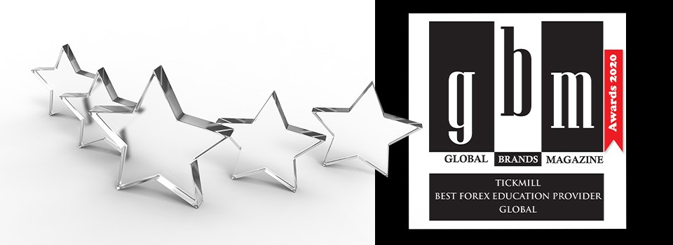 Tickmill ได้รับรางวัล 'ผู้ให้บริการเรียนรู้ด้านฟอเร็กซ์ที่ดีที่สุด' ('Best Forex Education Provider')